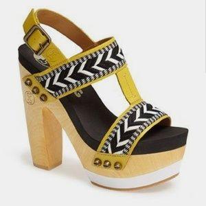 Flogg Platform Sandals